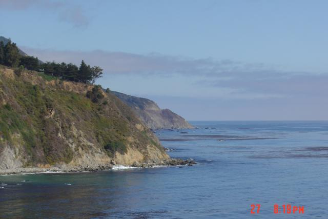 The View from Esalen