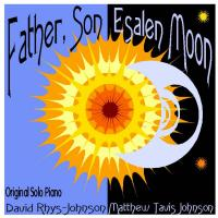 """Father-Son Esalen Moon"" Red's latest CD  with son Matt"