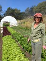 Magical Monday at the Esalen Farm & Garden
